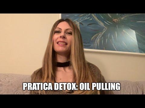 Pratica detox: oil pulling. Scopri come eliminare le tossine ogni giorno