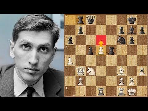 The Hungarian Botvinnik | Portisch vs Fischer | Palma de Mallorca Interzonal (1970)