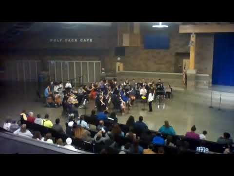 Don't Stop Believin' performed by the Wapato High School Band