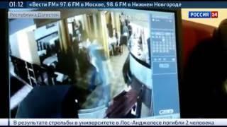 У Махачкалі поранений боєць змішаних єдиноборств Шахбулат Шамхалаев