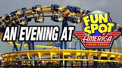 An Evening at FUN SPOT AMERICA! (Orlando, FL)