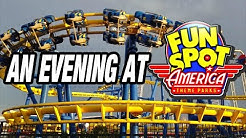 An Evening at FUN SPOT AMERICA! (Orlando, FL)