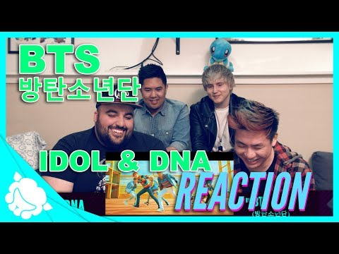 Non-Kpop Fans REACT to BTS 방탄소년단 - IDOL and DNA