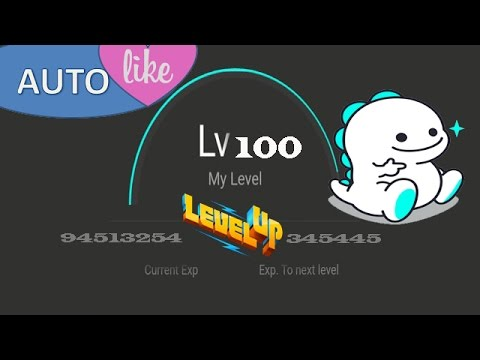 Get Auto like♥♥ and level up🔝 in BiGo live automatically ♥