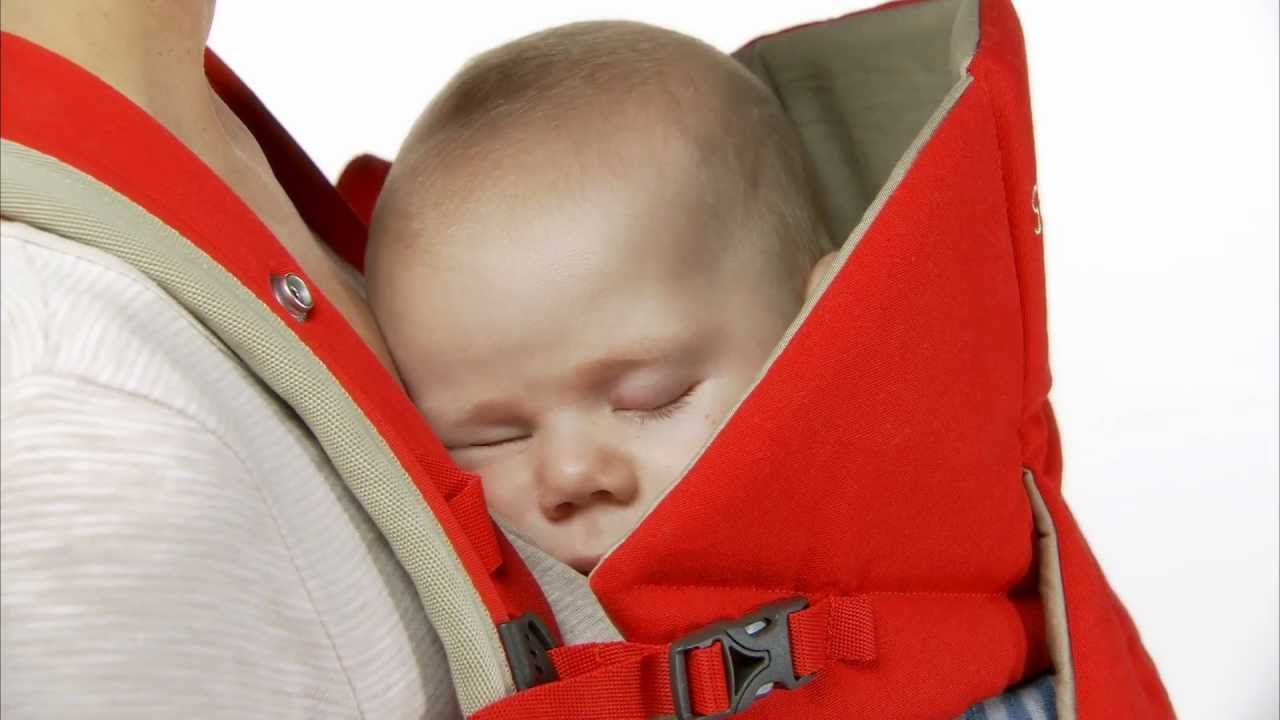 6d65737c018 Stokke MyCarrier  Position 1 - YouTube