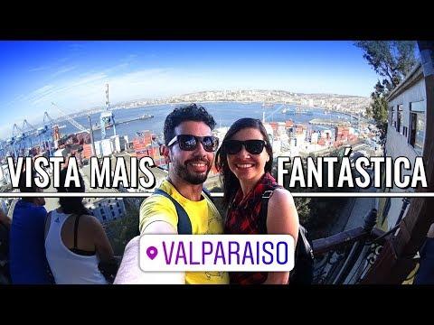 Pontos turísticos do Chile: mirante mais bonito de Valparaíso