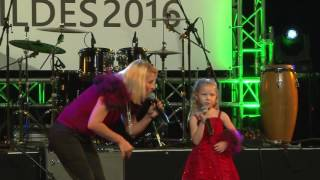 Video Liene Šomase un Gabriela Samule - Jautrā ballīte (BILDES 2016) download MP3, 3GP, MP4, WEBM, AVI, FLV Oktober 2018