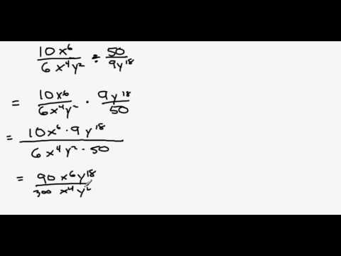 Division of Rational Expressions.avi