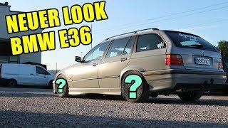 LB GARAGE | NEUER LOOK FÜR DEN BMW E36