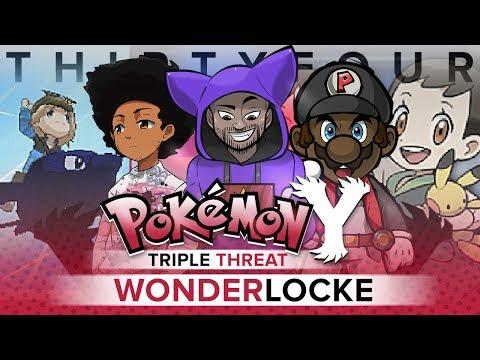 "Pokémon Y Triple Threat Wonderlocke - Ep 34 ""LOST IN THE WOODS"""