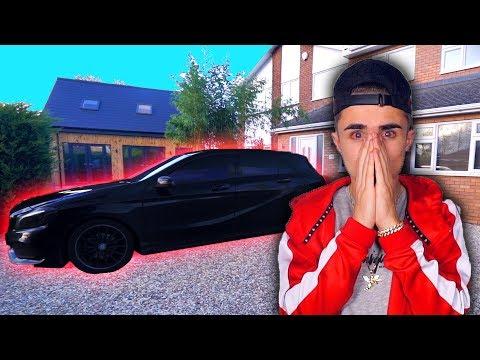 My car got stolen...