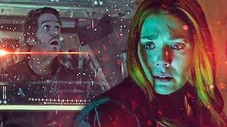 Nuevas Escenas Eliminadas  de Infinity War ''Wanda ,Tony Stark y Guardianes''- Blu ray