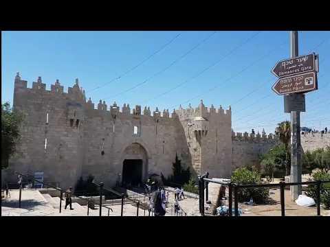 Jerusalem The city of beauty