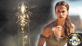 Who Is The Sun Queen? | Tomb Raider (2018)