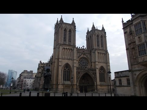 Bristol Cathedral!