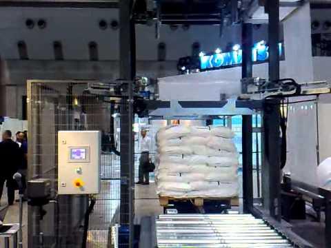 bagged machine
