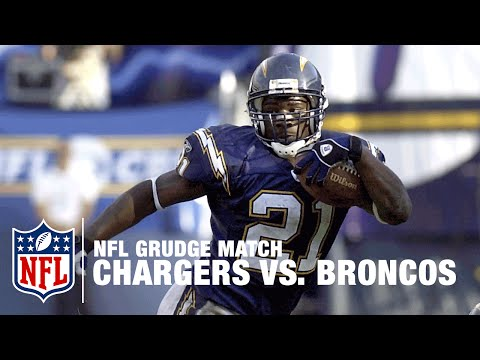 LaDainian Tomlinson vs. Clinton Portis | Chargers vs. Broncos Grudge Match | NFL Now