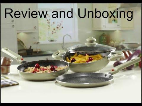6aad26de451  Review Prestige Omega Festival Pack - Build Your Kitchen Set Induction  Bottom Cookware Set