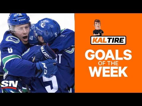 NHL Goals of The Week: Week 5 Edition