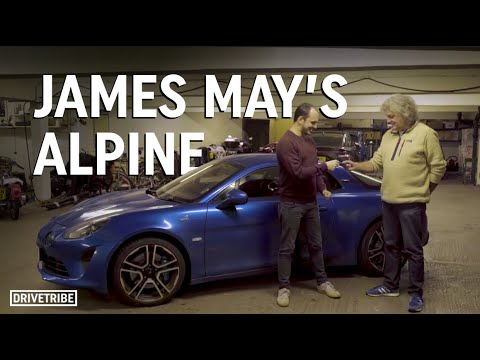 James May Gave Me His Alpine A110 For The Day