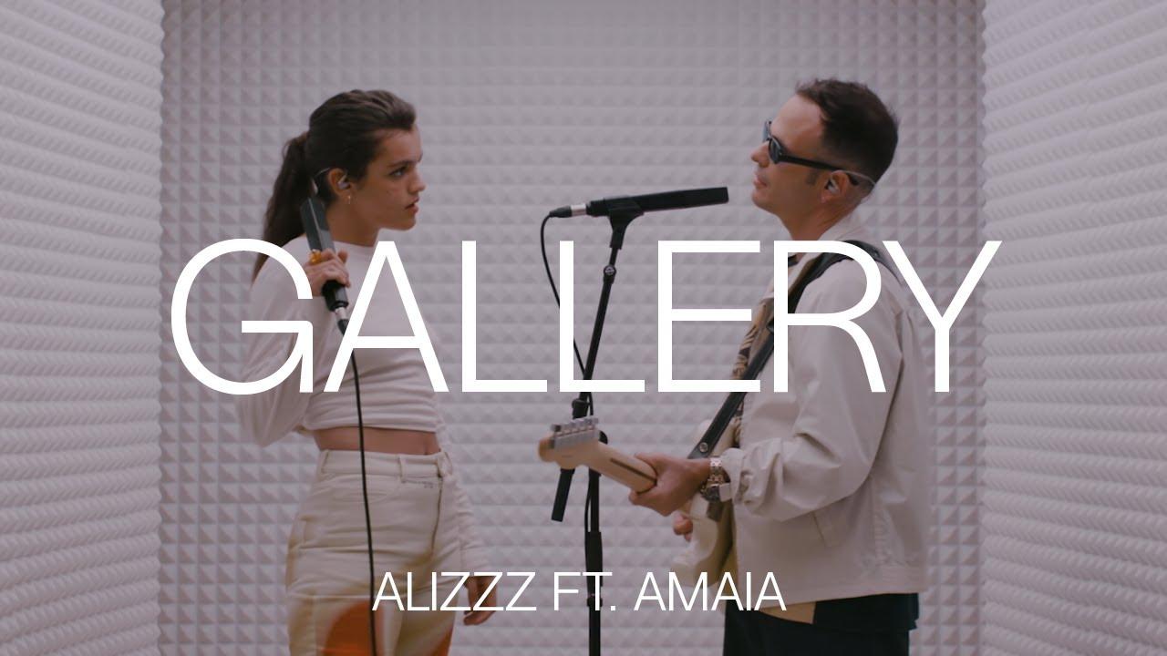 Alizzz & Amaia - El Encuentro | GALLERY SESSION - YouTube