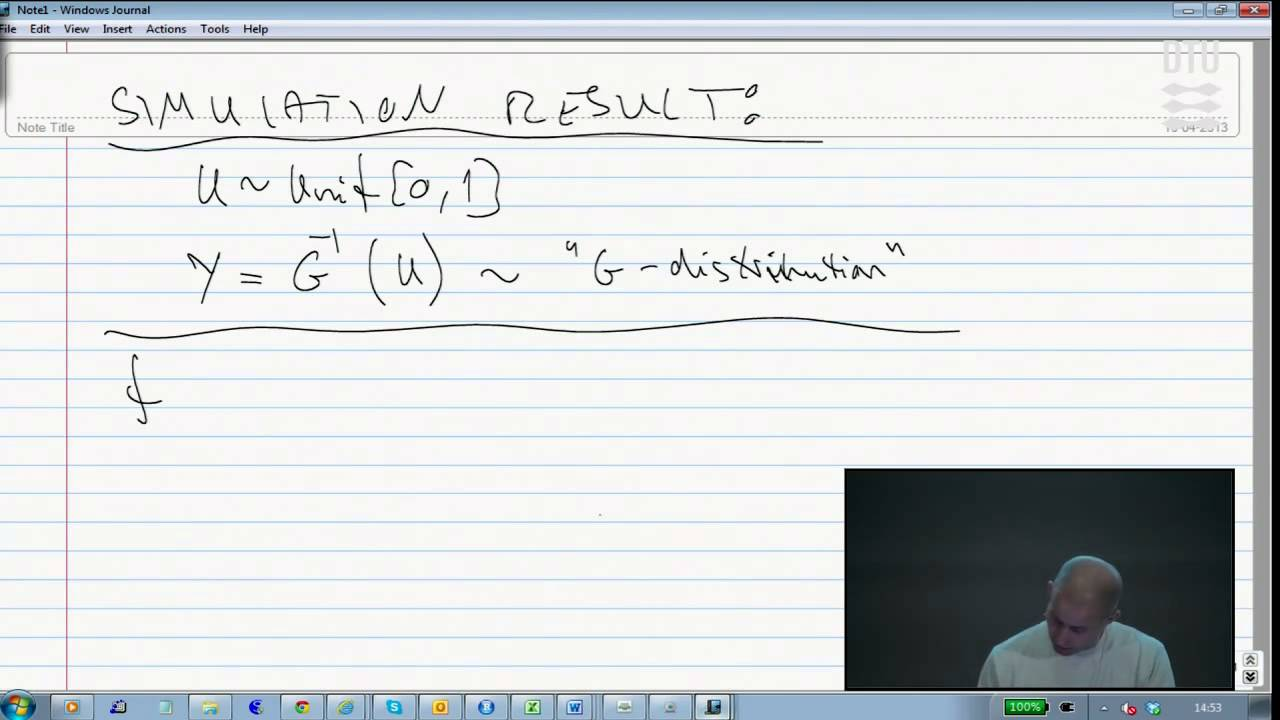EXTRA MATH 10A: The uniform distribution can give all other ...