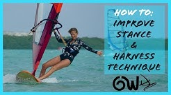 How to improve your stance & use the harness