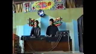 Тольятти 1992г. дискотека ''Провинция'' (Примбуль, дворец спорта Волгарь)