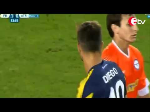 Fenerbahçe SK - FC Atromitos 3-0 Geniş Özet