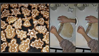 МЕДОВОЕ печенье/ Медовые ПРЯНИКИ/Рецепт печенья и ГЛАЗУРИ