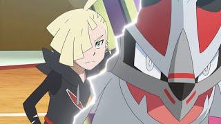 Ash vs. Gladion | Pokémon the Series: Sun & Moon—Ultra Legends | Official Clip