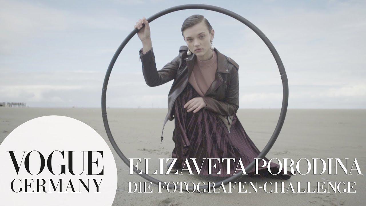 Elizaveta Porodina: Die Fotografen-Challenge x Hugo Boss