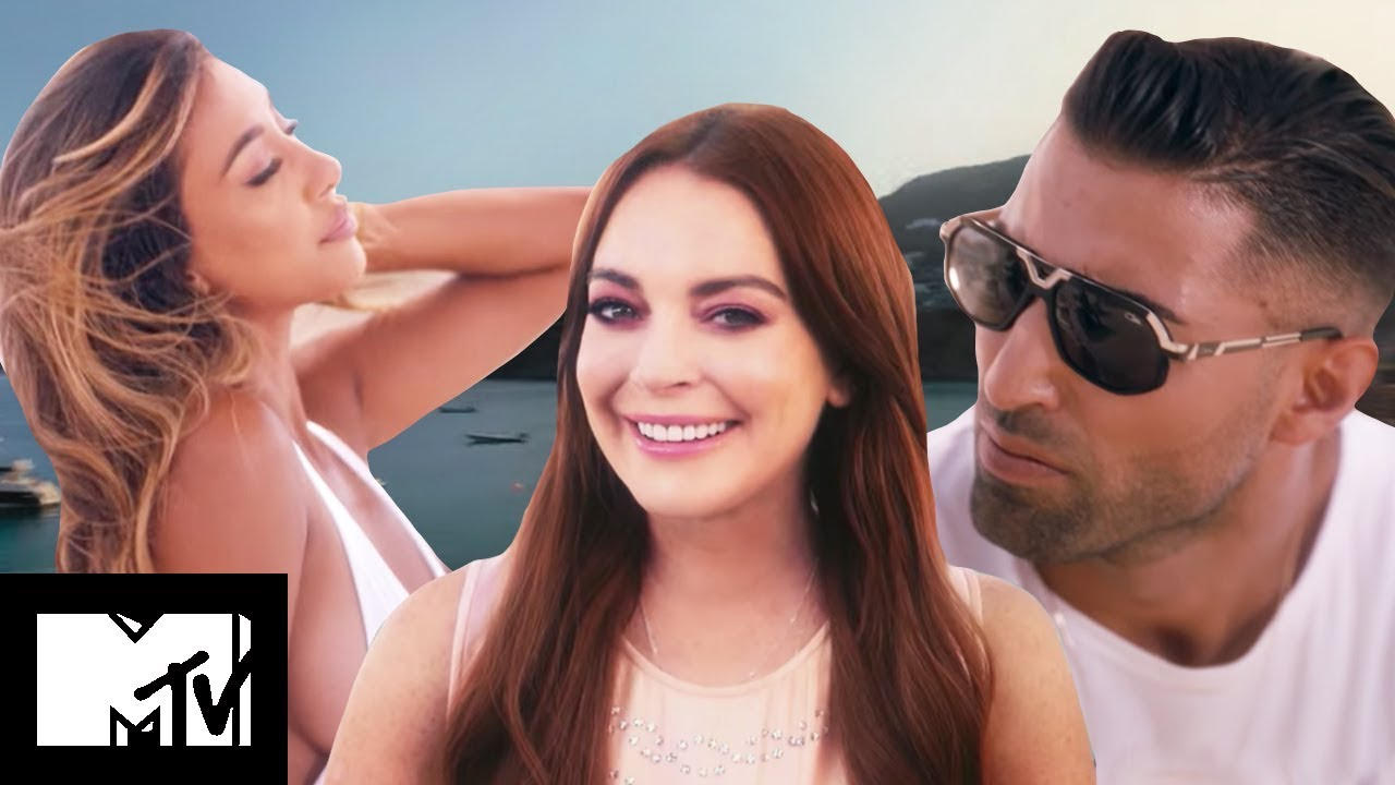 Lindsay Lohan's Beach Club | Official Promo - YouTube