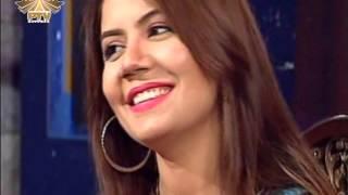 Humera Kanwal Jhanjhariya Pehna do Live on PTV in Interview Humera Kanwal