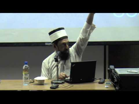 Sheikh Imran Hosein lecture in UBD, Brunei