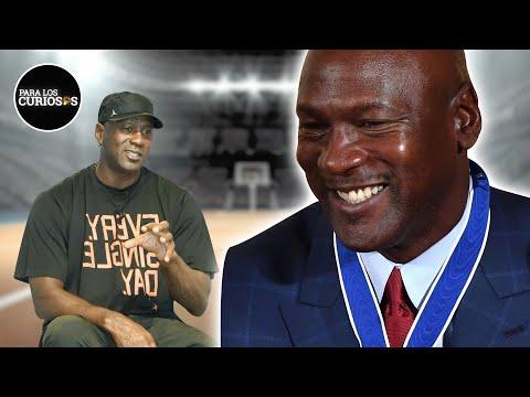 ¿Por Qué Michael Jordan Es Ridículamente Mil Millonario?