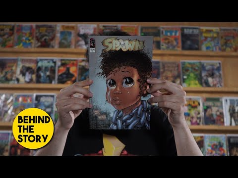 Retro Comics Store | BEHIND THE STORY
