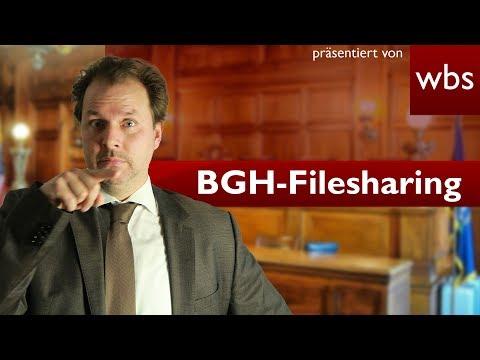 Die 5 wichtigsten BGH-Entscheidungen im Filesharing | Rechtsanwalt Christian Solmecke