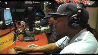 D Block Freestyle on Shade 45's Toca Tuesday