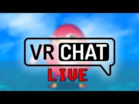 VR CHAT LIVE!! Come on by and say hello [ARCHIVED 1/9/11]