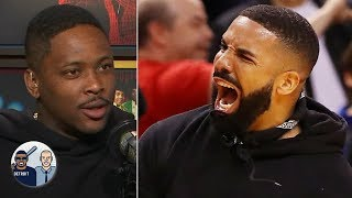 YG supports Drake's sideline antics: 'Do what you wanna do' | Jalen & Jacoby