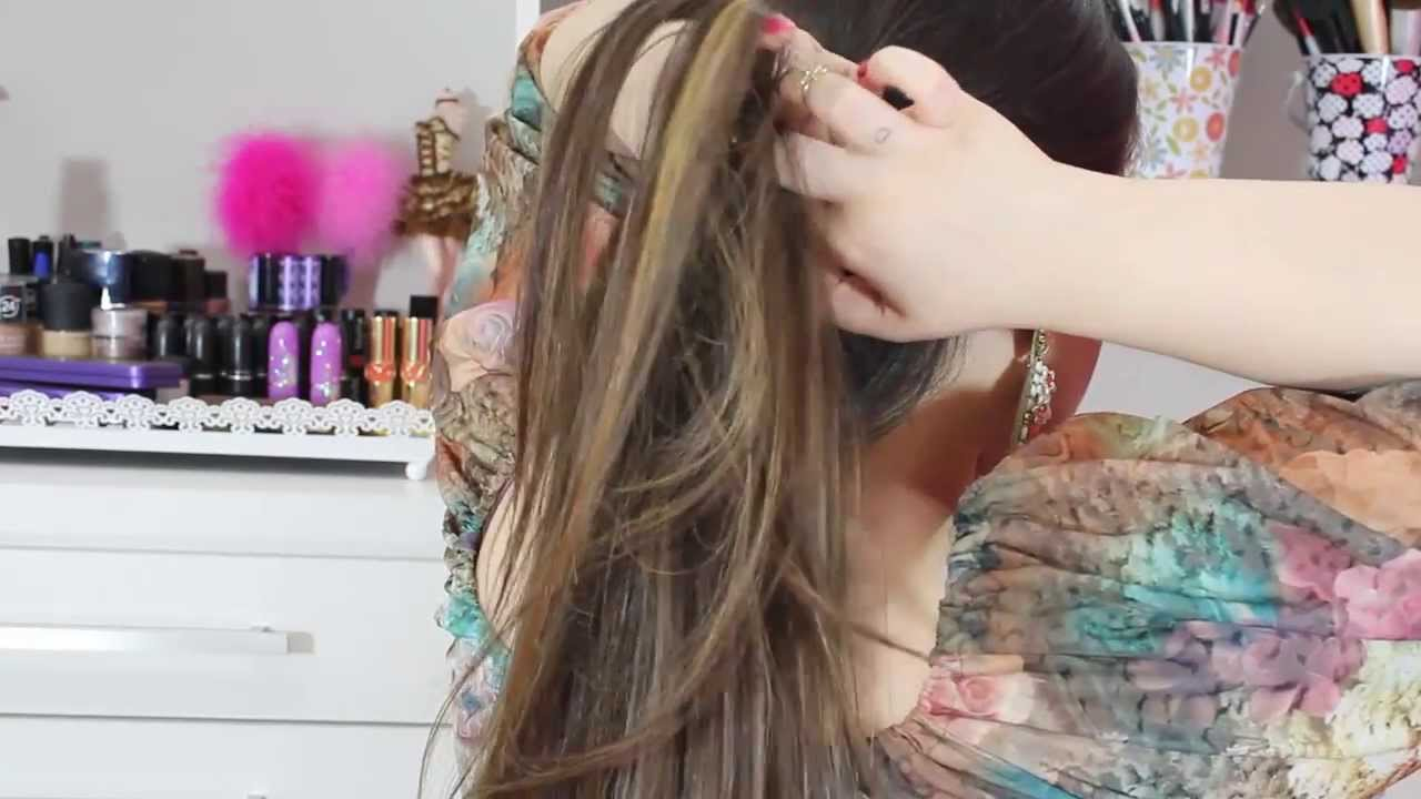 Bombay Hair Clip Extensions Youtube