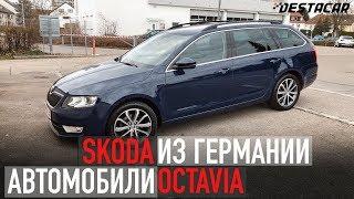 Обзор Skoda Octavia //Автомобили из Германии