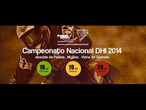 Campeonato Nacional Downhill 2014 | Mujães - Manga Final