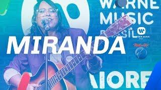 Baixar Miranda ao vivo no stand Warner Music Mix FM (Rock in Rio 2019)