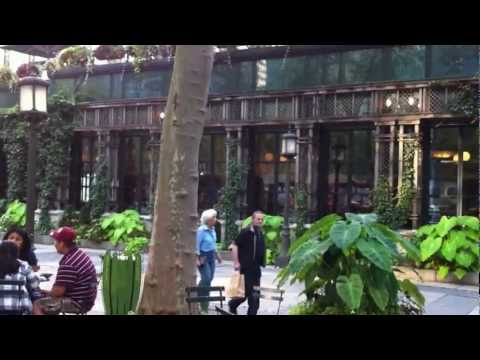 Bryant Park Grill Outside