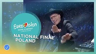 Gromee feat. Lukas Meijer - Light Me Up - Poland - National Final Performance - Eurovision 2018