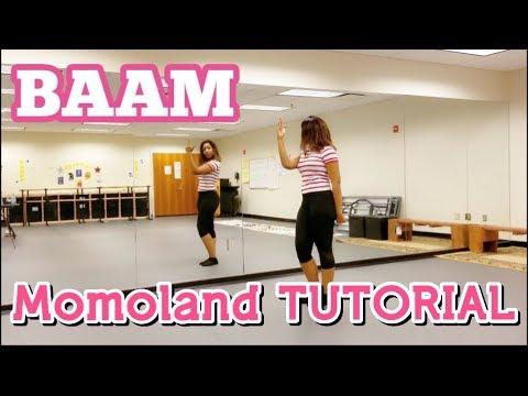 MOMOLAND(모모랜드) _ BAAM FULL DANCE TUTORIAL