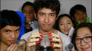 ASMR WITH FRIENDS (700K)