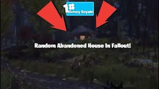 Fallout Weird Discoveries / Ep. 1 / Abandoned House